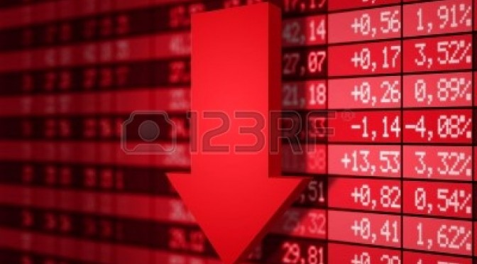 10754280-stock-market-down